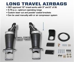 Carli Dodge Long Travel Airbags