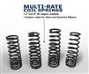 "Carli Dodge 03-09 Hemi 94-02 Diesel 3"" Multi Rate Coil Springs"