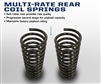 "Carli Multi Rate +1"" Coils Springs for 14+ Ram 2500"