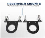 Carli Suspension Shock Reservoir Mounts Ram 14+