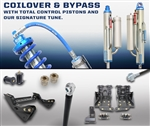 Carli Ford 4.5 Coilover 2.5 Bypass System - 08-10 Super-Duty