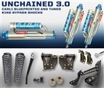 Carli Ford Unchained 4.5 Bypass System - 08-10 Super-Duty