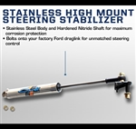 Carli Ford High Mount Steering Stabilizer