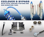 Carli Ford Leveling Coilover 2.5 ByPass System - 08-10 Super-Duty