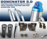 Carli Ford Leveling Dominator 3.0 System - 08-10 Super-Duty