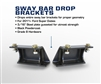 Carli Suspension Ford Sway Bar Drop Brackets