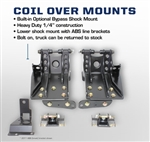 Carli Ford Coilover Mounts
