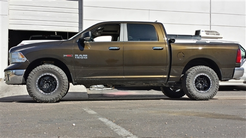 Carli Suspension Ram 1500 Eco Diesel 4x4 Commuter System
