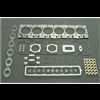 Cummins 4955354 6.7L ISB Upper Engine Head Gasket Kit