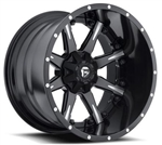 FUEL Off-Road Wheels - D251 NUTZ 20 Inch