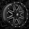 FUEL Off-Road Wheels - D538 Maverick 20 Inch