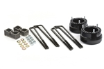 Daystar - Dodge Front and Rear Lift Kit (No Shocks)