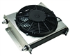Derale - 40 Row Hyper-Cool Extreme Remote Cooler, -8AN