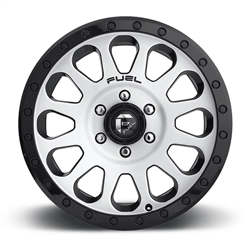 FUEL Wheels - D580 Vector 18 Inch