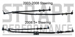 Mopar Dodge Ram 2500/3500 Steering Linkage Upgrade 52122362AL