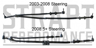 mopar dodge ram 2500 3500 steering linkage upgrade 52122362al. Black Bedroom Furniture Sets. Home Design Ideas