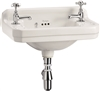 Burlington Edwardian 510mm Cloakroom Basin
