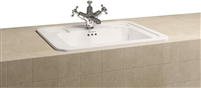 Burlington 54cm Inset Basin