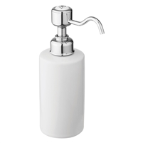 Burlington Chrome Surface Mounted Soap Dispenser