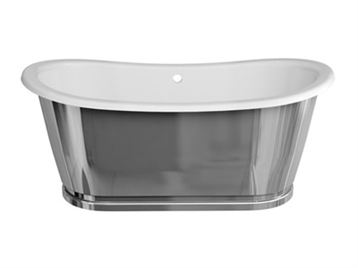 Burlington Balthazar Double Ended Bath