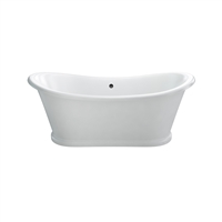 Burlington Admiral Double Ended Bath