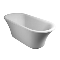Burlington Brindley Double Ended Bath