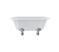 Burlington Windsor 1500mm Double Ended Bath