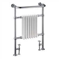 Burlington Trafalgar Heated Towel Rail
