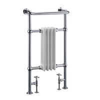 Burlington Bloomsbury Heated Towel Rail