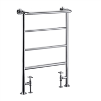 Burlington Berkeley Heated Towel Rail