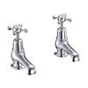 Burlington Claremont  Basin Taps 3""
