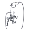 Burlington Anglesey Deck Mounted Bath Shower Mixer - AN15 & AN19