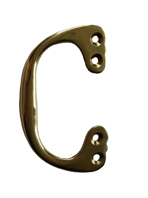 Brass Toilet Seat Lift Handles