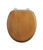 Burlington Oak Wooden Standard Seat
