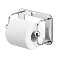 Burlington Chrome WC Toilet Roll Holder