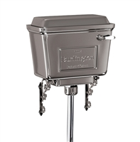 Burlington Chrome Low Level Cistern