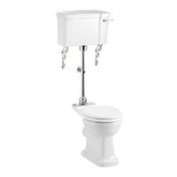 Burlington Regal Medium Level Toilet