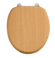 Burlington Beech Soft Close Seat