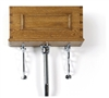 TRTC Traditional High Level Straight Edge Wooden Cistern