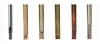 TRTC Low Level Flush Pipe Various Finishes