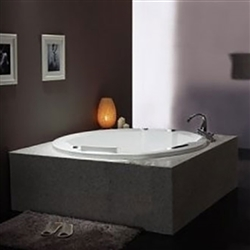 Bravat Surf Hydromassage Bathtub