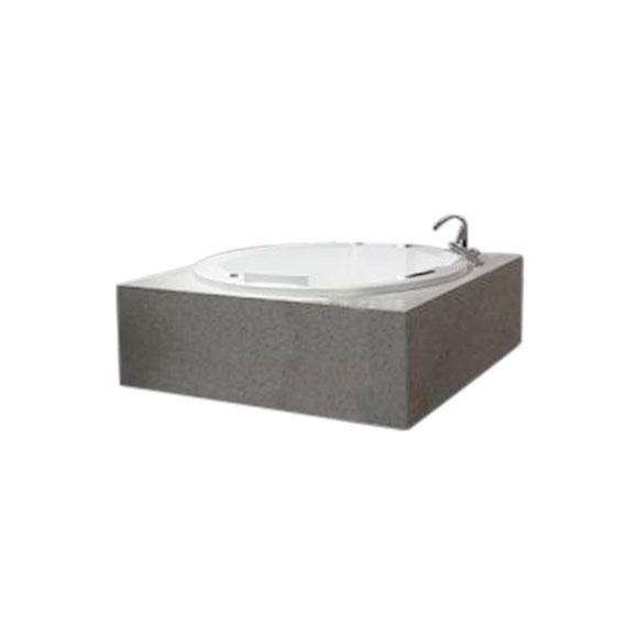 Bravat Surf Hydro Massage Bathtub