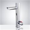 Automatic Electronic Sensor Faucet mixer All-in-One Parts comes with Ceramic Cartridge and Built-in check valve