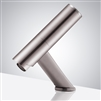 Bathroom Hands Free Automatic Commercial Electronic Brushed Nickel Sensor faucet Sale