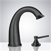 Bathselect Dark Oil Rubbed Bronze Bathroom sensor motion faucets