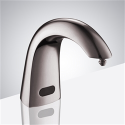Bathselect Brushed Nickel Commercial Automatic Liquid Foam Soap Dispenser Type D
