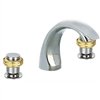 Leo Brass Gold Handle Body Faucet