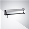 Wall Mounted Single Hole Hands Free Touchless Sensor Faucet