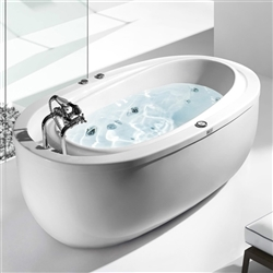 Fontana Hydromassage Whirlpool Air Bubble Bathtub