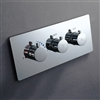 Two Function Chrome Diverter Shower Controller Mixer